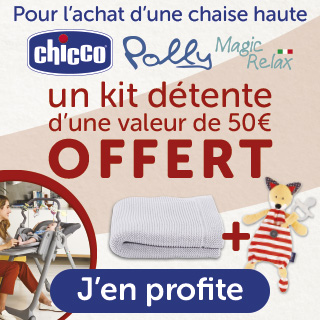 Chicco Polly magic kit détente