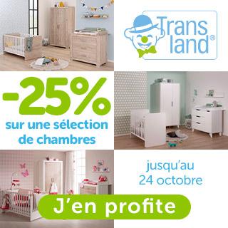 Transland Chambre - 25%