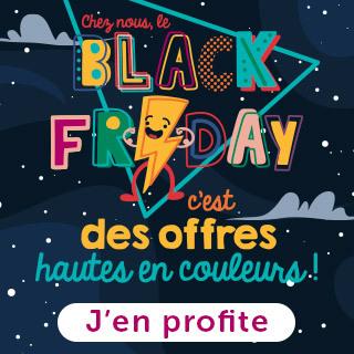 Black Friday Autour de bébé : profitez de nos offres immanquables