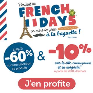 French days de rentrée chez adbb !