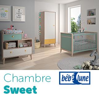 Chambre Bébé Lune Sweet