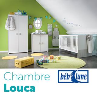 Chambre Bébé Lune Louca