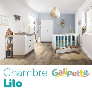 Chambre Galipette Lilo