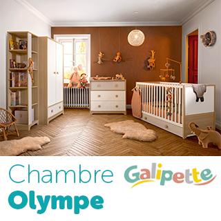 Chambre Galipette Olympe