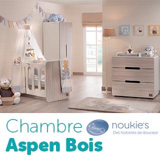 Chambre Noukie's Aspen Bois