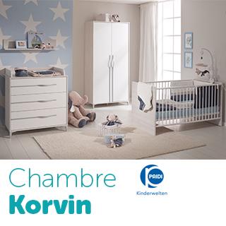 Chambre Paidi Korvin