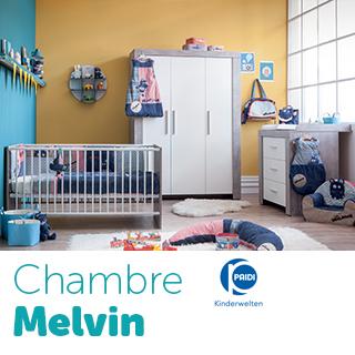 Chambre Paidi Melvin