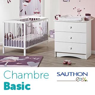 Chambre Sauthon Easy Basic