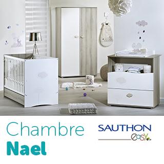 Chambre Sauthon Easy Nael
