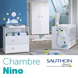 Chambre Nino  de Sauthon