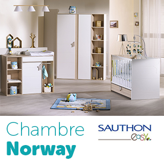Chambre Sauthon Easy Norway