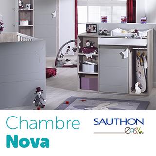 Chambre Sauthon Easy Nova