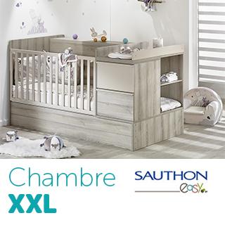 Chambre Sauthon Easy XXL