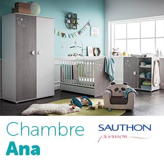 Chambre Sauthon Passion Ana