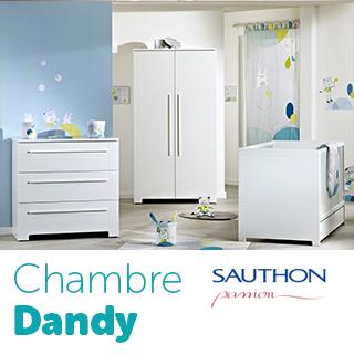 Chambre Sauthon Passion Dandy