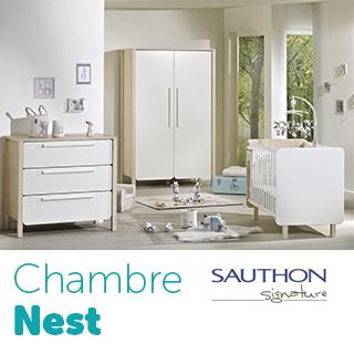Chambre Nest de Sauthon