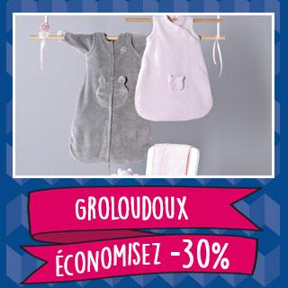 Thème de lit Groloudoux