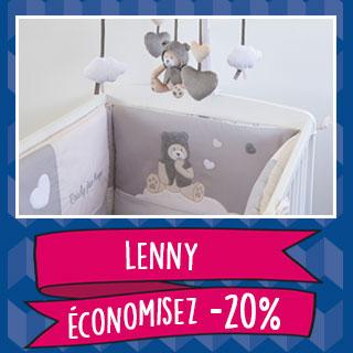 Thème de lit Lenny