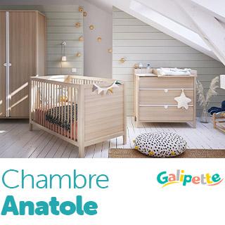 Chambre Anatole de Galipette