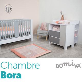Chambre Bora de Domiva