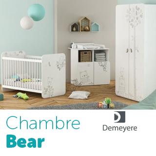 Chambre Demeyere Bear