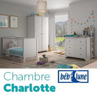 Chambre Bébé lune Charlotte