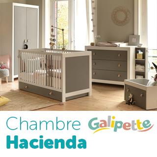 Chambre Galipette Hacienda