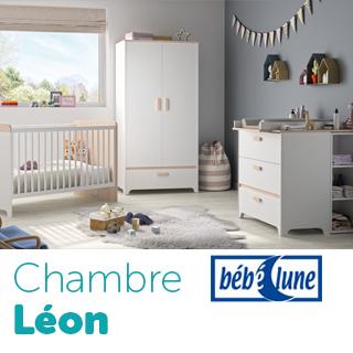 Chambre Bébé Lune Léon