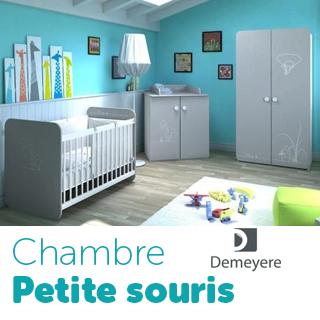 Chambre Demeyere Petite souris