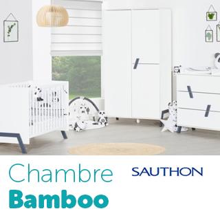 Chambre Sauthon Bamboo