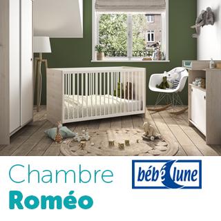 Chambre Roméo de Bébé lune