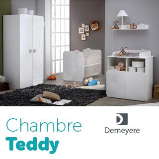 Chambre Demeyere Teddy