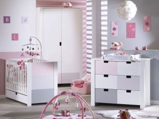 Chambre Sauthon Easy City Rose