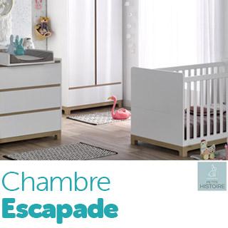 Chambre Escapade de Petite histoire