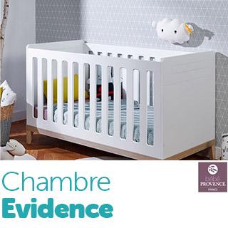 Chambre Evidence Bébé provence