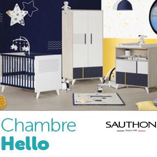 Chambre Hello Sauthon