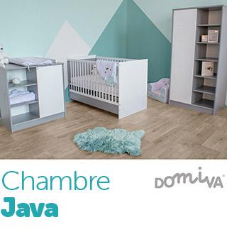 Chambre Java de Domiva