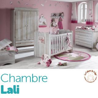Chambre Sauthon Easy Lali