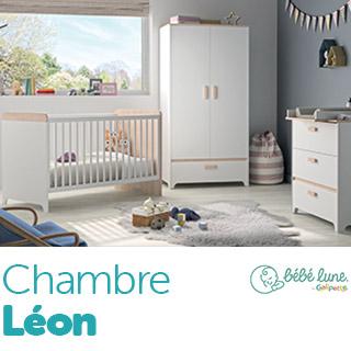Chambre Léon de Bébé Lune