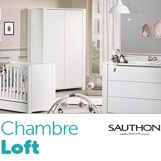 Chambre Loft Sauthon