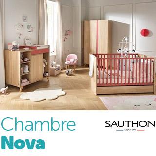Chambre Nova de Sauthon