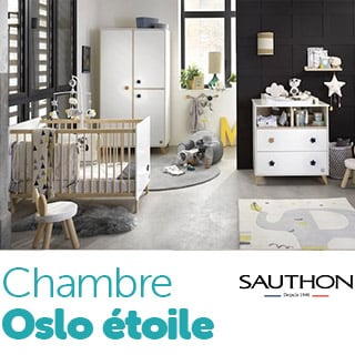 Chambre Sauthon Easy Oslo