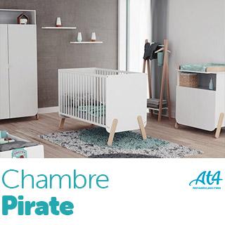 Chambre Pirate de AT4