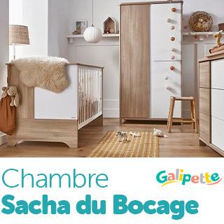 Chambre Sacha du bocage