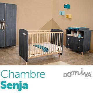 Chambre Senja de Domiva