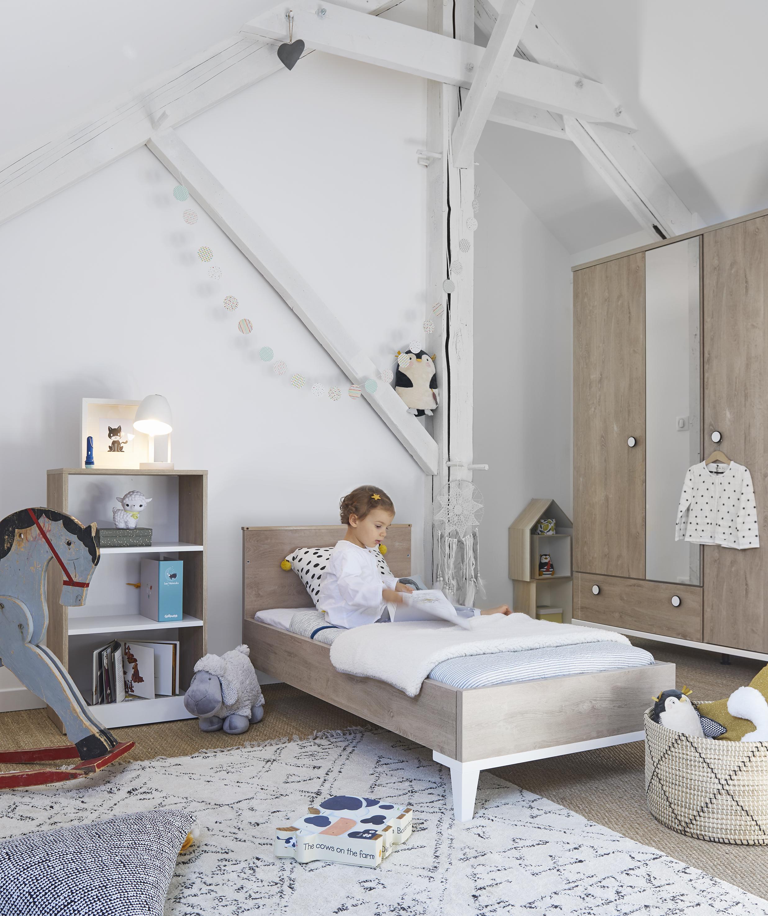 Chambre bébé Marcel