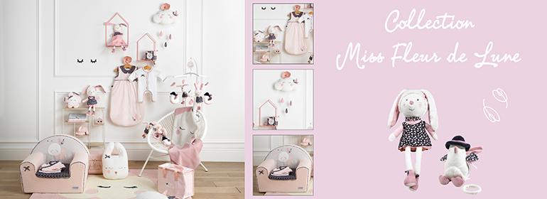 Collection Miss Fleur de lune