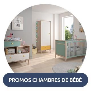 Promos chambres de bebe