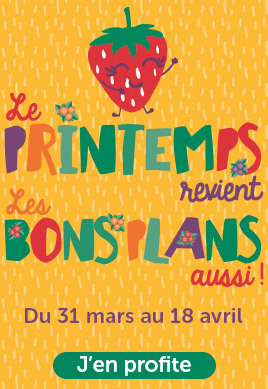 Printemps des bons plans