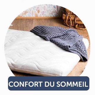 Promos confort du sommeil